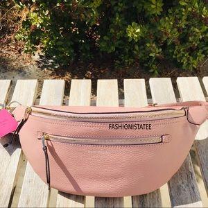 Kate spade large belt bag flapper pink fanny pack